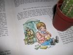 Grimms Märchen, der Großvater und sein Enkel