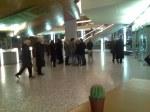 Der Kaktus im Foyer des Staatstheaters in Stuttgart