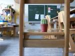 Der Kaktus in der Schule